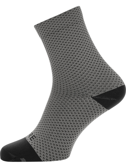 GORE WEAR C3 Dot Mid Socks graphite grey/black